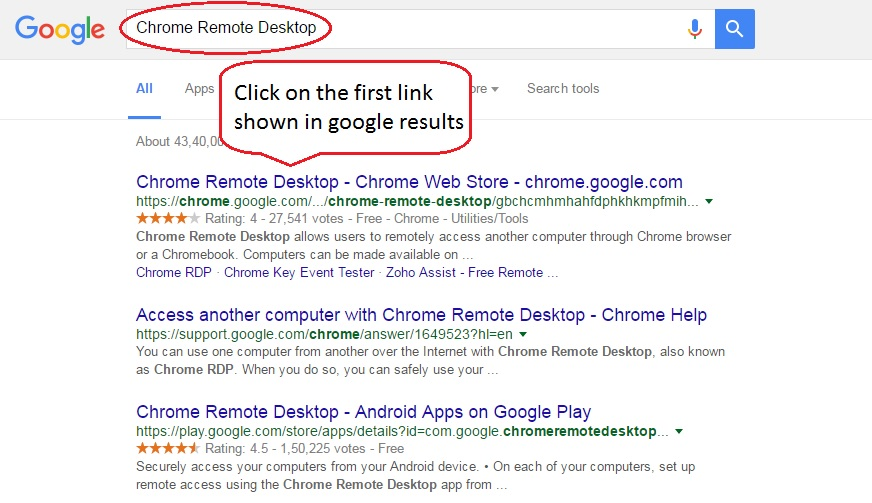 How to Install Chrome Remote Desktop Tool | Book Rail Ticket India