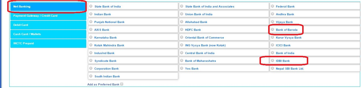 Which Is The Fastest Payment Gateway In IRCTC   Book Rail Ticket India
